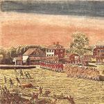 the battle at lexington