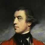 Portrait of General John Burgoyne by Joshua Reynolds