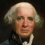 Portrait of Admiral Lord Howe by John Singleton Copley