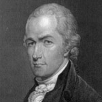 Portrait of Alexander Hamilton after the American Revolution