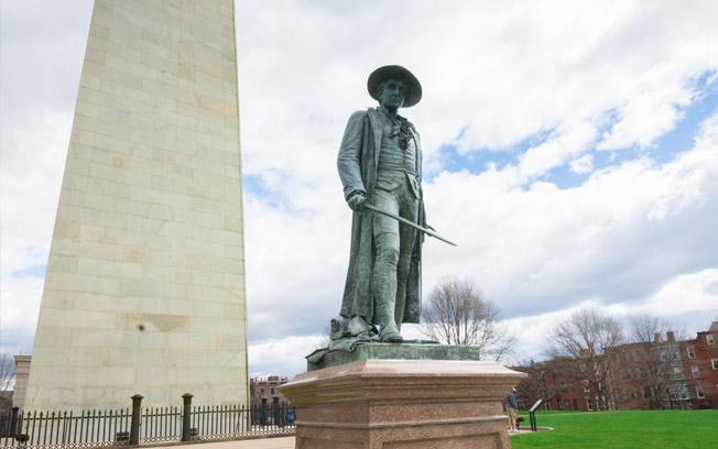 Boston Bunker Hill