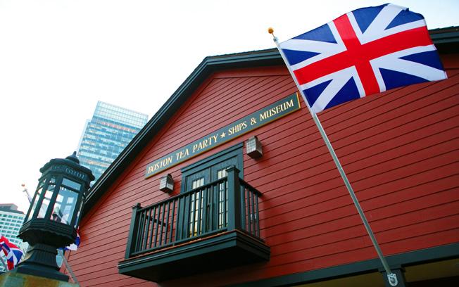 Boston Tea Party Ships & Museum