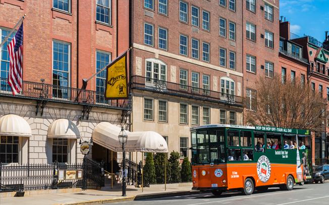 Boston Old Town Trolley Tours