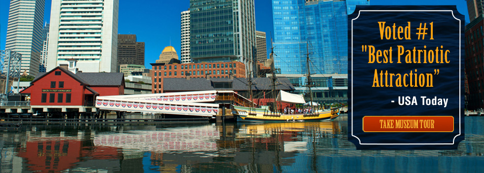 Boston Tea Party Ships And Museum Voted 1 Museum In Boston