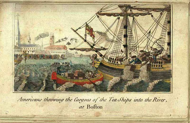 the role and influence of the boston tea party in the revolutionary war The role and influence of the boston tea party in the revolutionary war more essays like this: revolutionary war, boston tea party, colonists, british government.