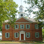 Chowan County Courthouse, 1767