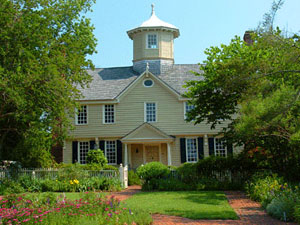 The Cupola House, Edenton NC