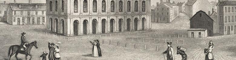faneuil hall 1775