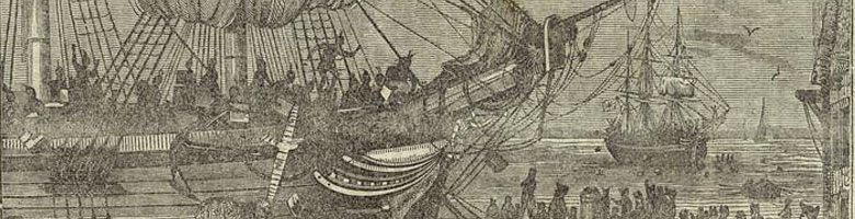 Destruction Of British East India Company Tea Boston Tea