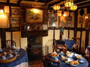 British Tearoom