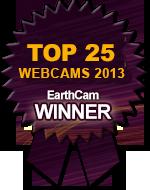 photo of webcam winner callout