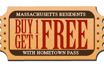 Boston Attractions Coupons for Massachusetts Residents