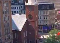 Old South Meeting House Video