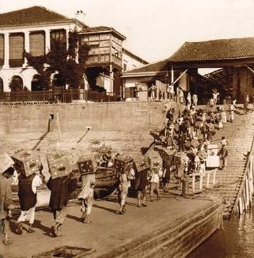 Hankow Tea Trade
