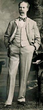 Sir Thomas Lipton c.1900