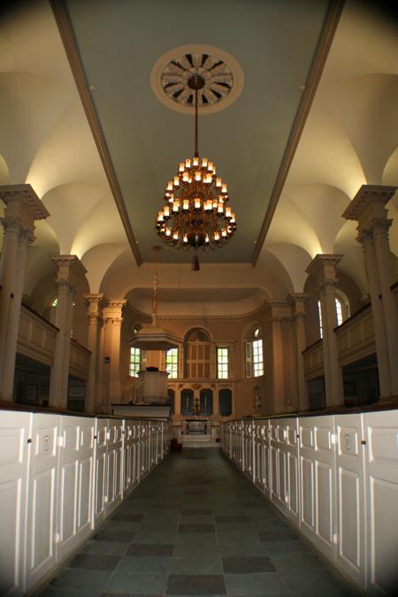 The Hidden Wonders of King's Chapel -