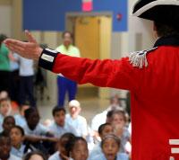 Photo of Boston Tea Party Outreach Program
