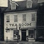 Colonial Tea Room in New Castle, DE