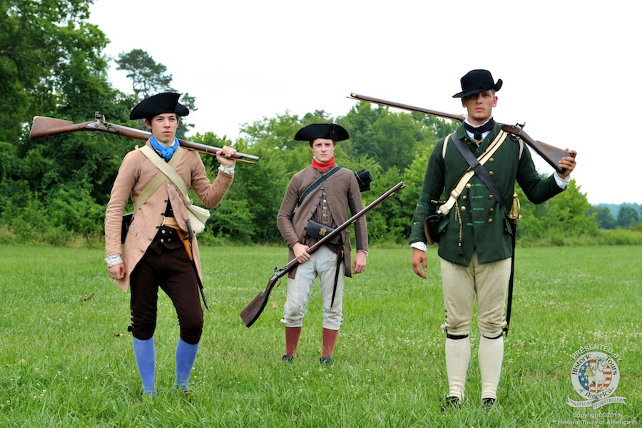 American Colonists Clothing The clothing and style of the