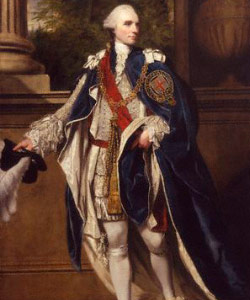 Photo of John Stuart, the 3rd Earl of Bute
