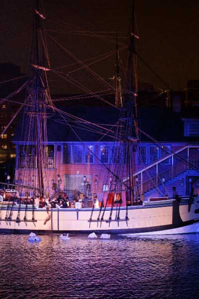 Boston Tea Party Ships & Museum Annual Reenactment.II