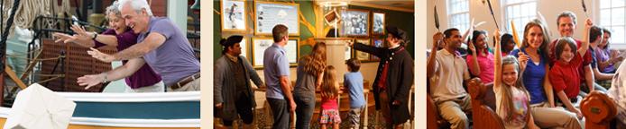 Boston Tea Party Museum Photos