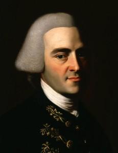john hancock portrait