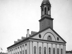 Fanueil Hall Photo