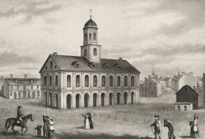 faneuil hall illustration