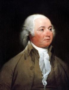 portrait john adams