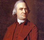 Portrait of Samuel Adams, 1772. Museum of Fine Arts, Boston.