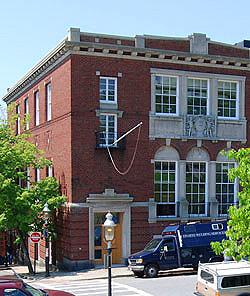 Bunker Hill Museum in Boston