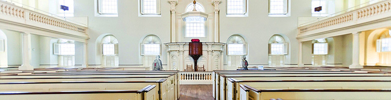 boston freedom trail old south meeting house