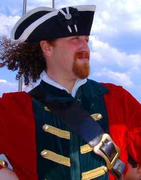 swashbuckler pirate