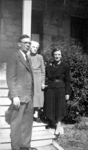 William Cade Ford, Mary Lurana Cade Ford and Helen Ford Waring
