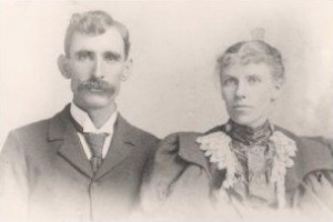 Isaiah L. Ford and Mary Lurana Cade Ford
