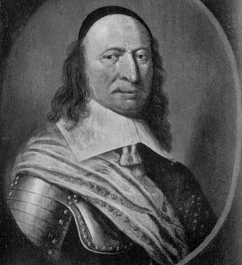 Portrait of Governor Peter Stuyvesant