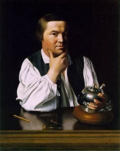 Paul Revere Painting
