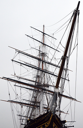 Cutty Sark Tea Clipper