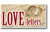 photo of love letters series