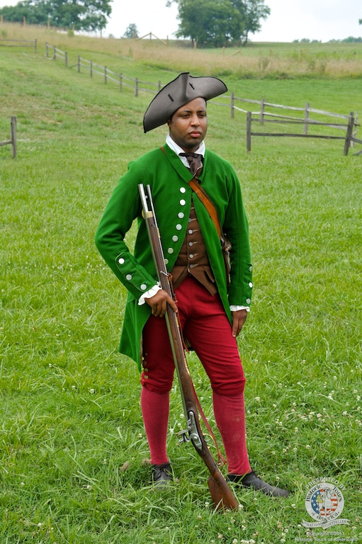 Photo gallery of breeches and trousers in the american revolution