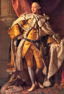 photo of king george the third