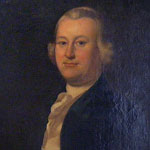 James Otis Jr., Henry Blackburn, 1754. Library of Congress.