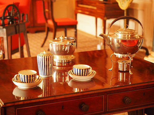 Tea at Kew Palace