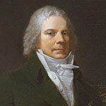 Portrait of Charles Maurice de Talleyrand by Pierre-Paul Prud'hon