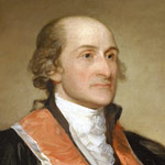 Portrait of John Jay, Signer of Declaration of Independence