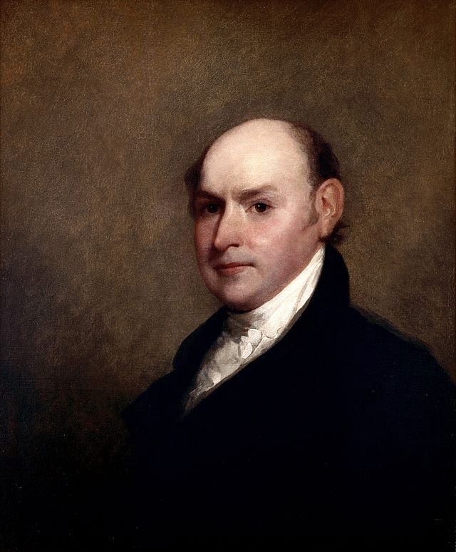 John adams as vice president