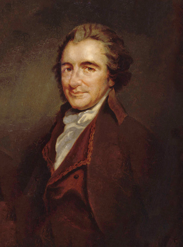 the secrets of thomas paine