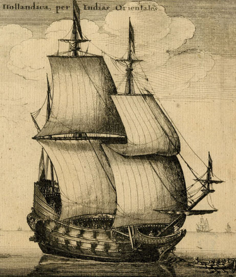 Image result for tea ships 17th century