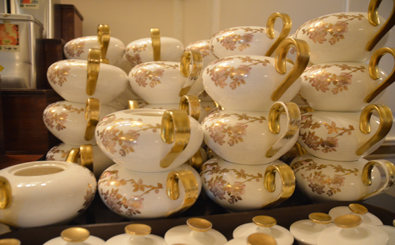 Teatime at Taj Boston